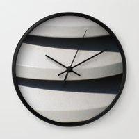 chic Wall Clocks featuring CHIC by Manuel Estrela 113 Art Miami