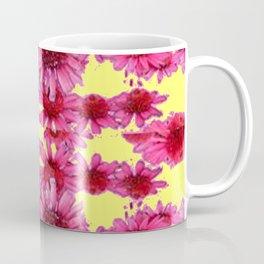 STRAWBERRY ECHINACEA FLOWERS GARDEN DESIGN Coffee Mug