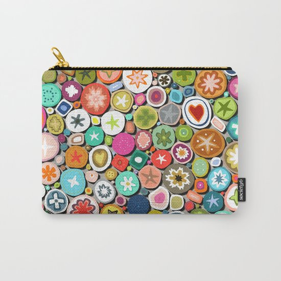 millefiori Carry-All Pouch