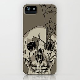 From Death We Grow... iPhone Case