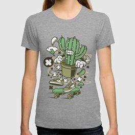 Angry skating T-shirt