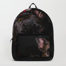 The French Bulldogs Backpack