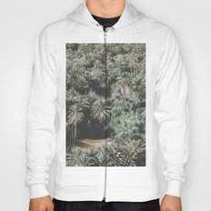 Palm Tree Jungle Hoody