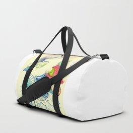The Genius and the Lamp Duffle Bag
