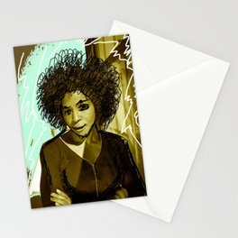 Woman N17 Stationery Cards