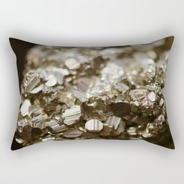 Pyrite Study Rectangular Pillow