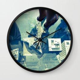 The Real Skybox Wall Clock