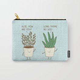 garden etiquette Carry-All Pouch