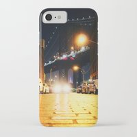 dumbo iPhone & iPod Cases featuring Dumbo, Brooklyn by Dominique Weber