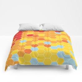Bee Sunny Comforters