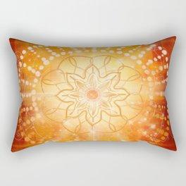 Svadishthana - Chakra 2 Rectangular Pillow