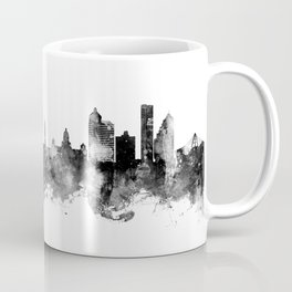 Durban South Africa Skyline Coffee Mug