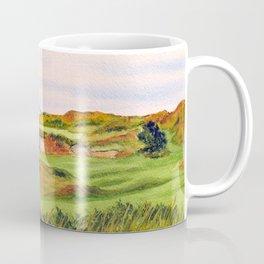 Pacific Dunes Golf Course Oregon WA Hole 11 Coffee Mug