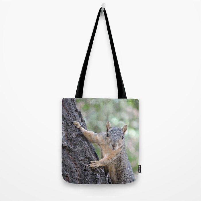 Who You Lookin' At? Tote Bag
