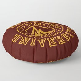 Asgard University Floor Pillow