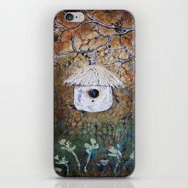 Boreal Bird House iPhone Skin