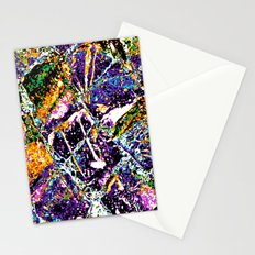 Abstraction #6 Stationery Cards
