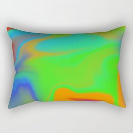 Hurricane Glow Rectangular Pillow