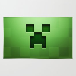 CREEPER MINION Rug