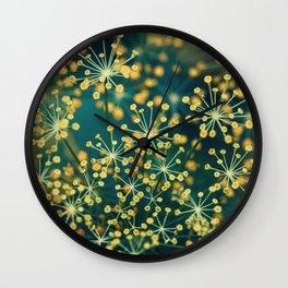 Dill #5 Wall Clock