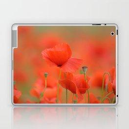 Common red poppies 1876 Laptop & iPad Skin