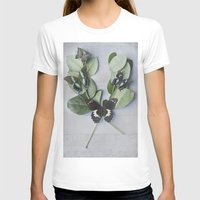 botanical T-shirts featuring Butterfly Botanical  by Pure Nature Photos