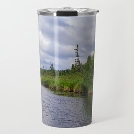 Boundary Waters Entry Point Travel Mug