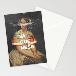 Vagueness Stationery Cards