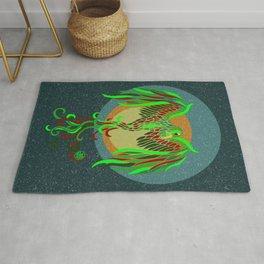 Earth Phoenix Rug