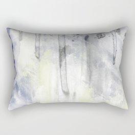 ABSTRACT ART Dream of Paint No. 001 Rectangular Pillow