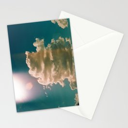 Desert Clouds  Stationery Cards