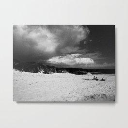 Doomsday Beach Metal Print