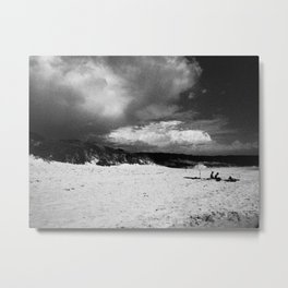 Doomsday Beach Metal Print
