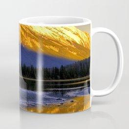 Light Divided Coffee Mug