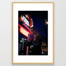 L A L A - T W O Framed Art Print