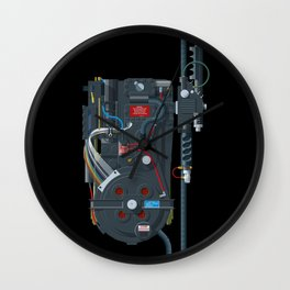 Proton pack, Ghostbusters Wall Clock