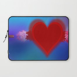 Heart Series Love Speeding bullets 1 Laptop Sleeve