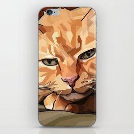 Louie Cat iPhone Skin