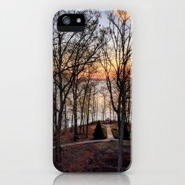 Lanier Islands iPhone Case