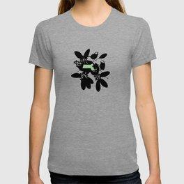 Massachusetts - State Papercut Print T-shirt