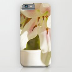 Lilies of the Field Slim Case iPhone 6s