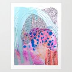 Sixth Avenue Art Print