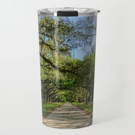 The Avenue of Oaks Travel Mug