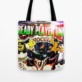 Official Ready Player One Poster Tote Bag