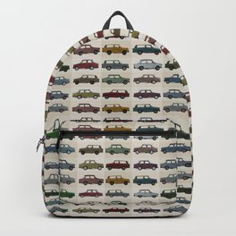 Trabant pattern Backpack