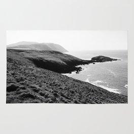 Mynydd Anelog & Dinas Fawr (Anelog Mountain & Big Fort) - North Wales Coast Rug