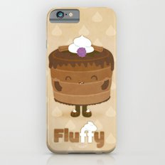 Fluffy Chocolate Mousse Cake iPhone 6s Slim Case