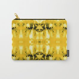 Tie-Dye Lemons Carry-All Pouch