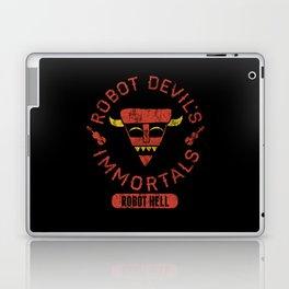 Bad Boy Club: Robot Devil's Immortals  Laptop & iPad Skin