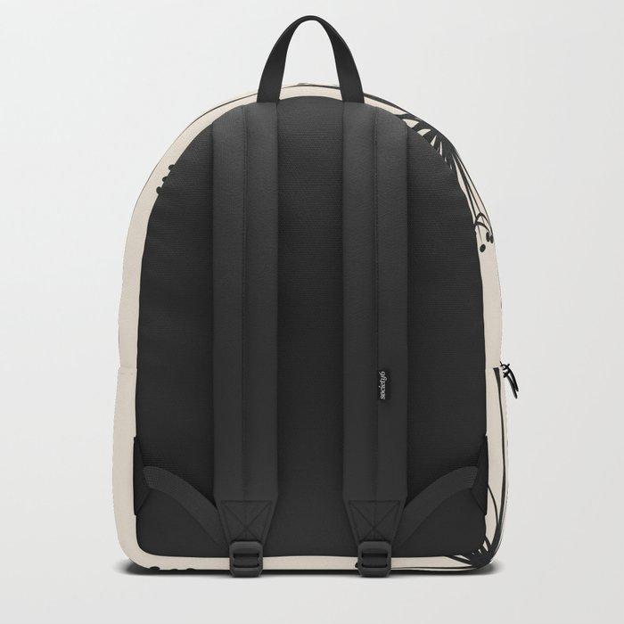 Dandelions Backpack